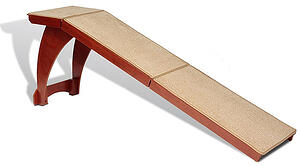Bedside-dog-ramp