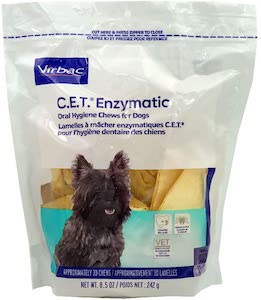 C.E.T. Enzymatic dog chews