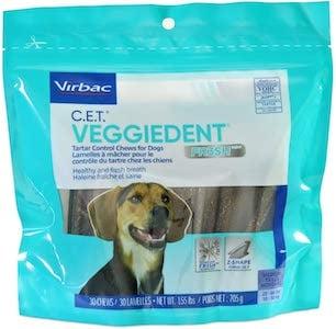 C.E.T. VeggieDent Dog Chews