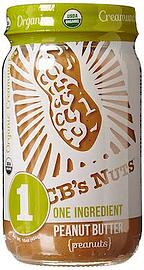 CBs Nuts Peanut Butter