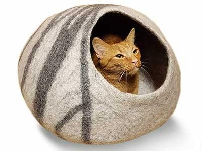 Cat-bed-cave