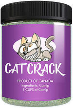 Cat-crack-catnip