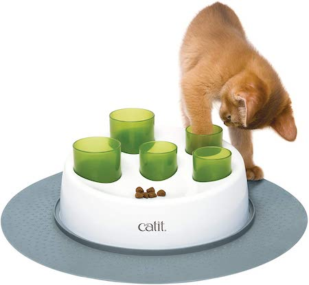 Catit Senses 2.0 Digger Interactive Cat Toy