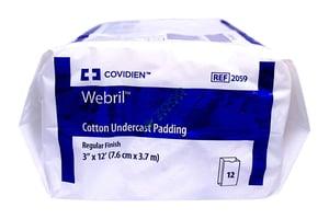 Cotton Undercast Padding