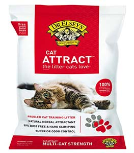 Dr. Elsey's Precious Cat Attract Scoopable Cat Litter2