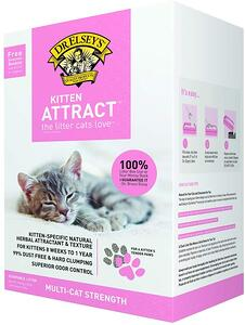 Dr. Elseys Precious Cat Kitten Attract Scoopable Cat Litter