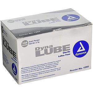 Dynarex DynaLube Lubricating Jelly