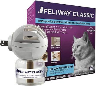 ELIWAY Classic Starter Kit for Cats