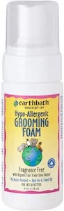 Earthbath Hypo-Allergenic Grooming Foam Cats