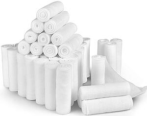 Gauze Stretch Bandage Roll
