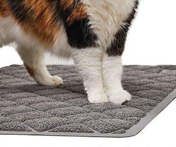 Gorilla Grip Original Premium Durable Cat Litter Mat-1