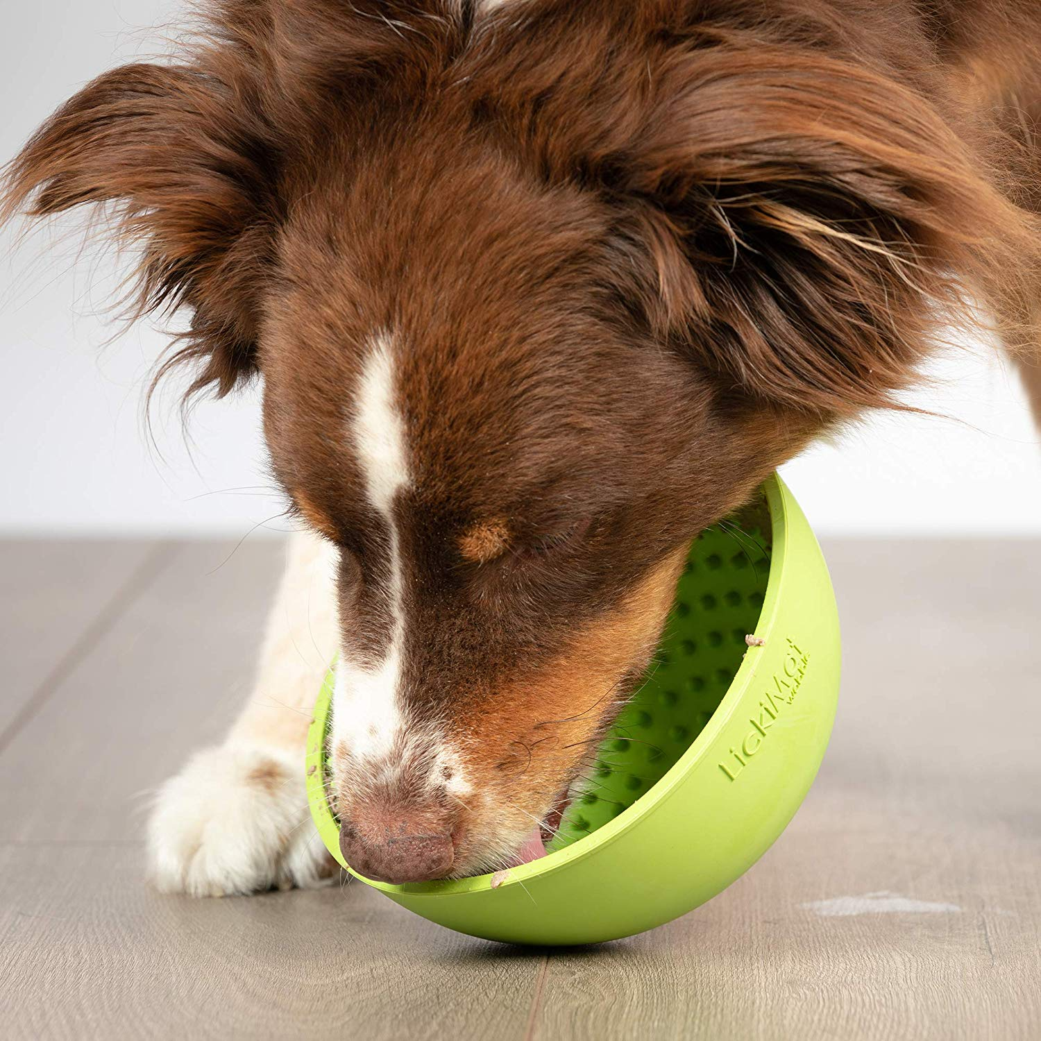Hyper Pet Lickimat Wobble - Slow Feeder, Anxiety Relief, Boredom Buster for dogs and cats