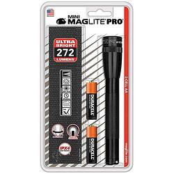Maglite Mini PRO LED 2-Cell AA Flashlight with Holster