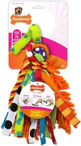 Nylabone Happy Moppy Dog Toy