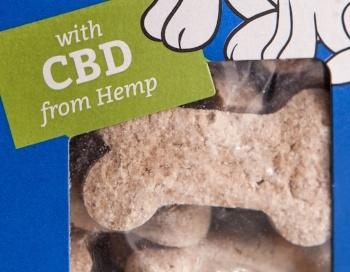 Cannabidiol CBD Treats Box