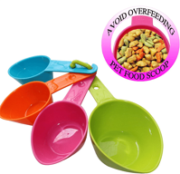 Rypet pet food scoops
