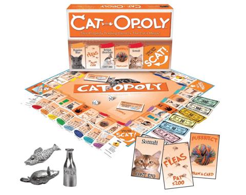Cat Board Game