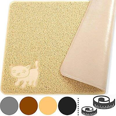 Smiling Paws Pets Cat Litter Mat