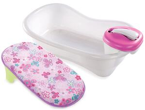 Summer Infant Newborn to Toddler Bath Center & Shower