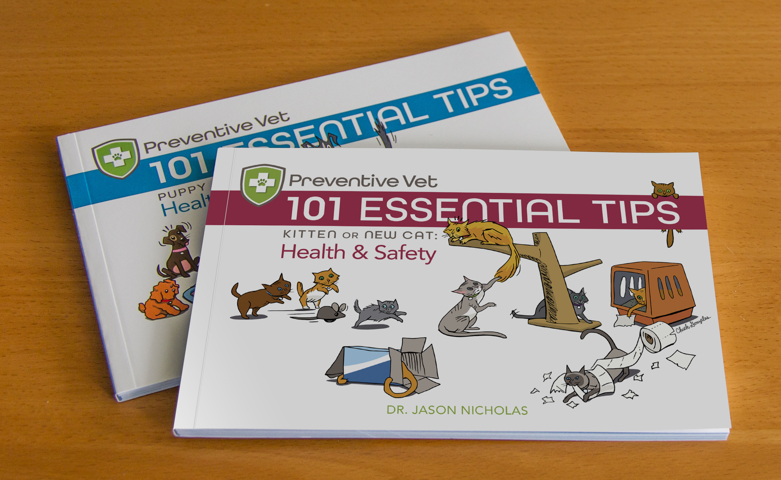 101 Essential Cat and Dog Health and Safety Tips