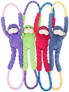 ZippyPaws - Monkey RopeTugz-1