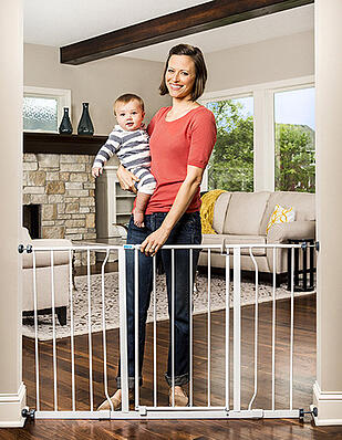 baby gate for kitchen