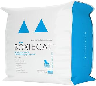 Boxiecat Clay Litter