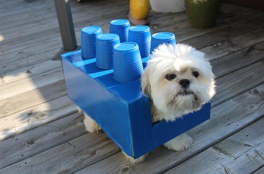 DIY-lego-dog