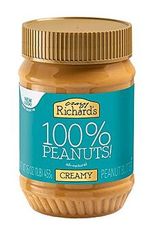 recommended peanut butter for dogs