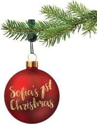 plastic ornament hanger