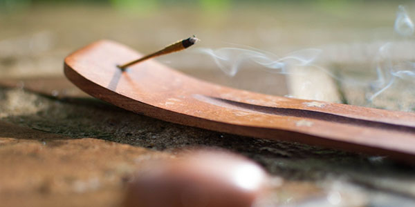 incense can be really bad for cats and dogs with asthma or other breathing problems