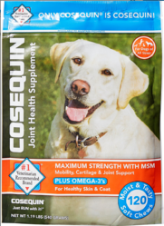 cosequin dog chews for joint health