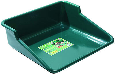 diy litter box for cats with mobility issues Tierra Garden Tidy Tray