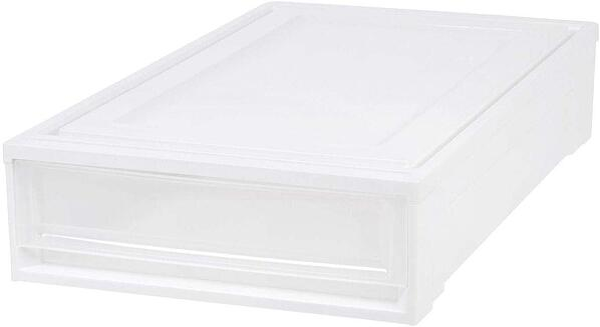drawer storage bin for diy cat litter box