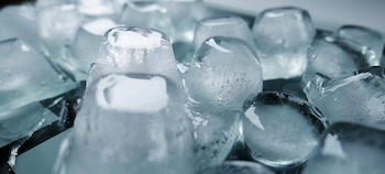 ice cube dangers for dogs 350