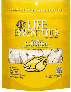 life essentials cat-man-doo cat treats