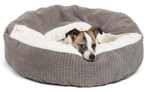 luxury dog bed cozy warm cute