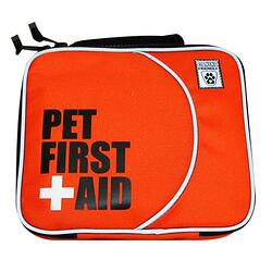 pet first travel safety kit