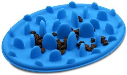 petbaba slow feeder dog bowl
