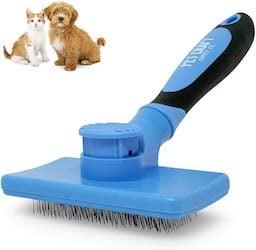 slicker brush pet craft supply