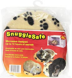 snuggle safe pet heating pad