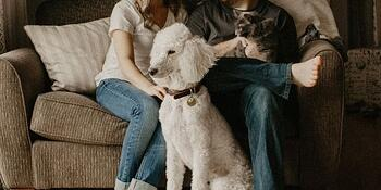 social distancing with pets