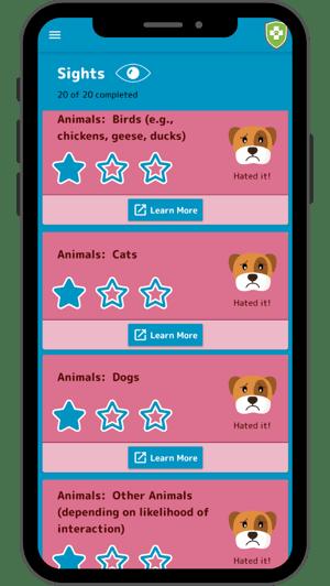 socialization app sights