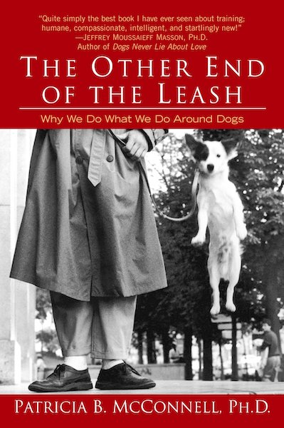 the other end of the leash by patricia mcconnell book cover-1