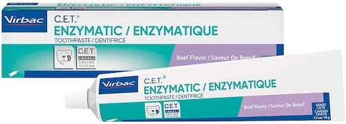virbac enzymatic pet toothpaste