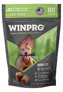winpro blood protein supplements for dogs - mobility