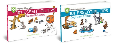 101 Essential Health and Safety Tips for Dogs and Cats