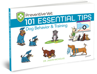 101 Essential Dog Behavior and Training Tip Books
