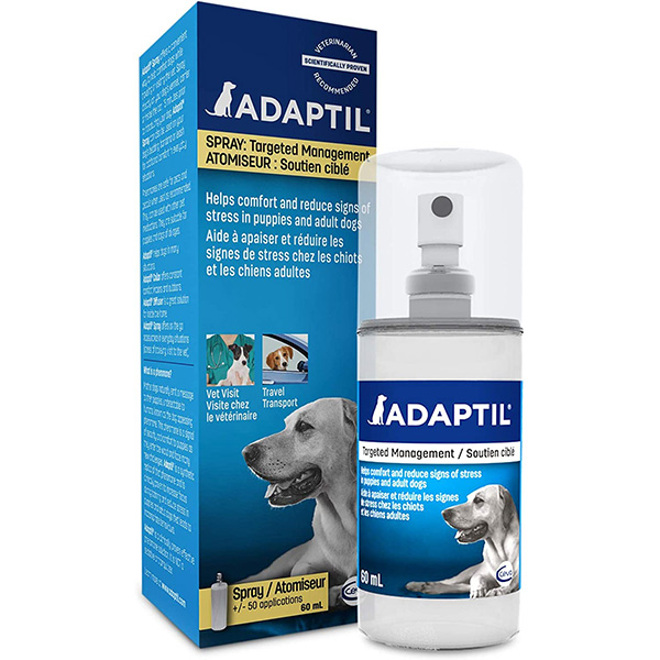 ADAPTIL Spray 60 mL – Calms & Comforts Dogs