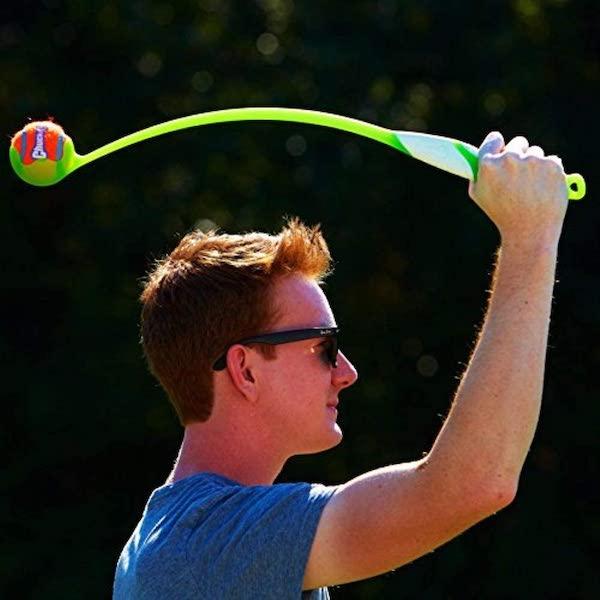 chuckit pro ball launcher